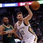 NBA – Donatas Motiejunas toujours sans club… direction la Chine ?