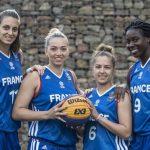 Coupe d'Europe 3×3 : Les Bleues au pied du podium