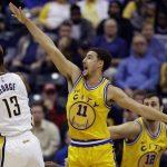 NBA – Les Pacers avaient proposé Paul George aux Warriors