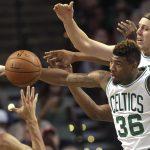 NBA – Les Celtics cherchent à se débarrasser de deux joueurs