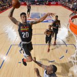 NBA – Top 5 Summer League : John Collins claque un dunk pharaonique !