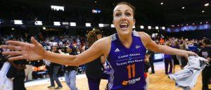 LFB – Transfert : Eweline Kobryn rejoint l'effectif de Lattes Montpellier