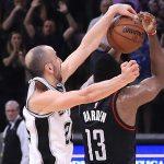 NBA – Top 50 blocks de la saison 2016-2017