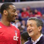 NBA – Le propriétaire des Wizards confiant concernant la prolongation de John Wall