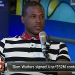 NBA – Sans une once d'hésitation, Dion Waiters se place dans le top 5 des meilleurs arrières de la ligue