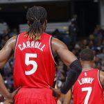 NBA – DeMarre Carroll critique ouvertement les Raptors