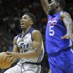 NBA – Top 5 Summer League : La vision à rayon X de Donovan Mitchell