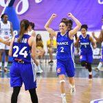 Eurobasket U20 F : Les françaises qualifiées en demi-finale