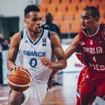 Euro U20M – La paire Okobo-Noua porte la France vers la demi-finale !