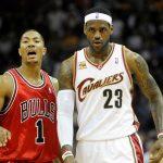 NBA – LeBron James et Derrick Rose : comme on se retrouve…