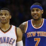 NBA – Le Thunder sur Carmelo Anthony ?