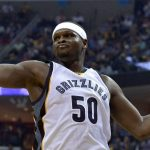 NBA – Le numéro 50 de Zach Randolph va être retiré par les Grizzlies