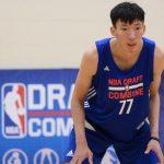 NBA – Zhou Qi rejoindra les Rockets