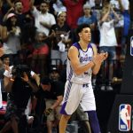 NBA – Changement de chaussures pour Lonzo Ball