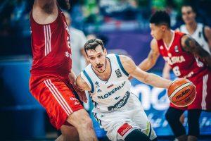 EuroBasket 2017 : La Slovénie tranquille face à la Pologne