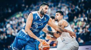 EuroBasket 2017 – La Grèce dans la difficulté