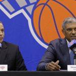 NBA – Les Knicks n'ont aucune intention d'échanger un premier tour de draft
