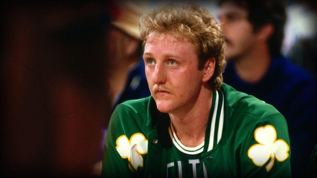 Larry Bird de Boston