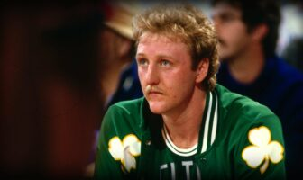 Larry Bird de Boston