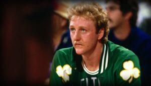 NBA – L'incident secret et gênant sur lequel Larry Bird a longtemps menti