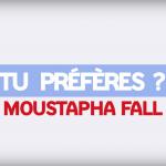 EDF – Vidéo : «Tu préfères» avec Moustapha Fall