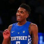 NBA – Malik Monk était convaincu d'être sélectionné par les Knicks lors de la draft