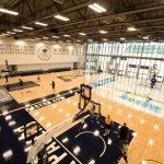 NBA – St. Vincent Center, le nouveau centre d'entraînement flambant neuf des Pacers