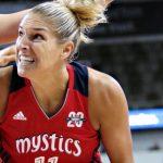 WNBA – Elena Delle Donne sur le banc pour blessure