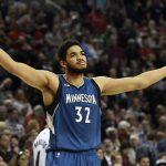 NBA – Karl-Anthony Towns prolonge pour 5 ans aux Wolves !