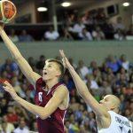 EuroBasket 2017 – Les effectifs : La Lettonie