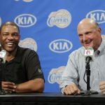 NBA – Doc Rivers perd son poste de président des Clippers