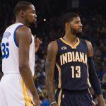 NBA – Les Warriors voudraient récupérer Paul George l'été prochain