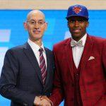NBA – Le président des Knicks satisfait par le pick de Frank Ntilikina