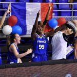Euro U18F : Les françaises luttent mais s'imposent finalement, direction les 1/4