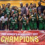 Afrobasket – Le Nigéria vainqueur pour la troisième fois se qualifie pour le Mondial 2018.