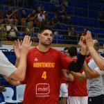 EuroBasket 2017 – Les effectifs : Le Monténégro