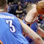 NBA – Vidéo : John Wall envoie la balle où il veut !
