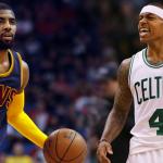 NBA – Kyrie Irving prend la direction de Boston, Isaiah Thomas fait le chemin inverse !