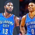 NBA – Russell Westbrook et Paul George se sont entraînés ensemble pour la première fois