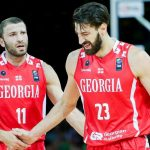 EuroBasket 2017 – Les effectifs : La Géorgie