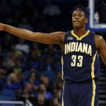 NBA – Myles Turner vise les playoffs cette saison avec Indiana
