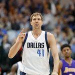NBA – Dirk Nowitzki a bien l'intention de remplir son contrat à Dallas