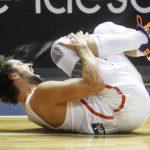 EuroBasket – Grave blessure pour Sergio Llull