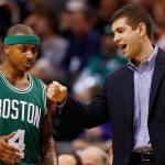 NBA – Brad Stevens revient sur l'échange entre Kyrie Irving et Isaiah Thomas