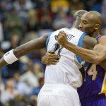 NBA 2K18 : Kevin Garnett et Kobe Bryant en invités spéciaux dans le stand de diffusion