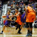 WNBA – Quarts de finale Playoffs : Phoenix et Washington font un sans faute