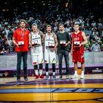 EuroBasket 2017 – Le meilleur 5 de la compétition