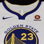 NBA – Les Warriors ont trouvé leur sponsor maillot