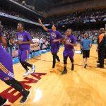 WNBA Finals – Game 1 : Los Angeles n'a pas l'air prêt à lâcher son titre !