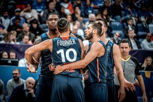 EuroBasket 2017 – Le coup de sang d'Evan Fournier lui coute 2500 euros